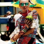Summer Inspiration by Vogue Japan