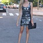 Paillettes Dress