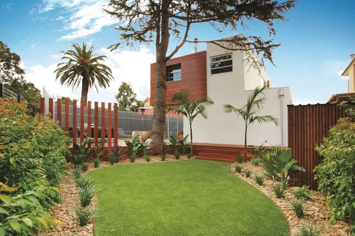 Contemporary house deco