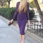 Asos dress and Christian Louboutin