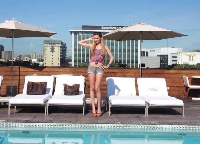 Roof_Top_Los_Angeles_California_Dolores_Cortes_Bikini_Lara_Martin_Gilarranz_Bymyheels-