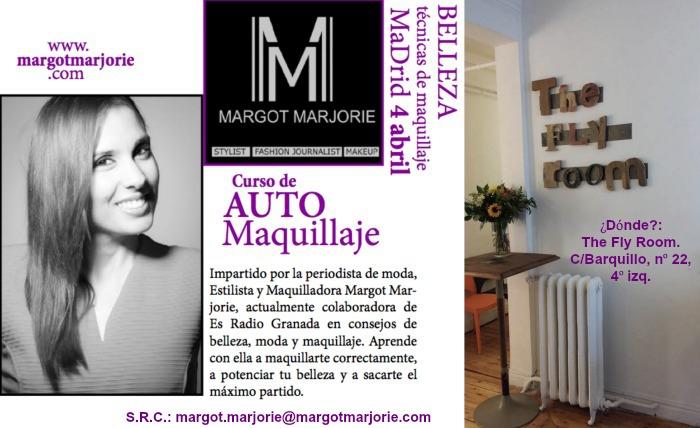 curso automaquillaje Margot Marjorie