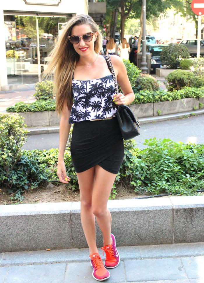 Drapped_Skirt_Crop_Top_Bershka_skipes_asos_free_flyknit_Nike_Chanel_Lara_Martin_Gilarranz_Bymyheels (1)
