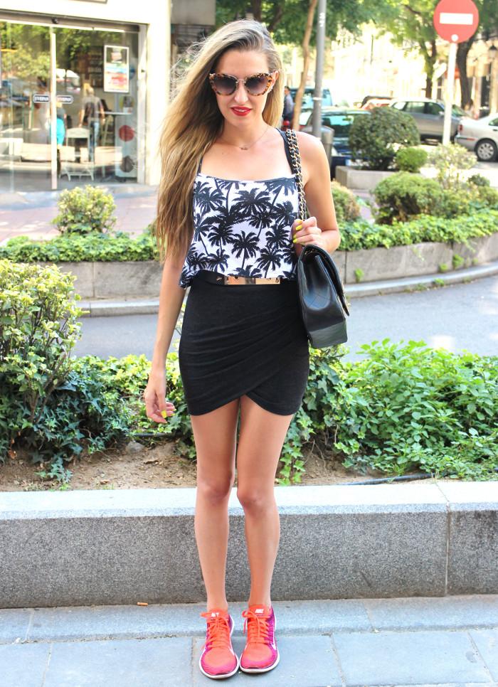 Drapped_Skirt_Crop_Top_Bershka_skipes_asos_free_flyknit_Nike_Chanel_Lara_Martin_Gilarranz_Bymyheels (6)