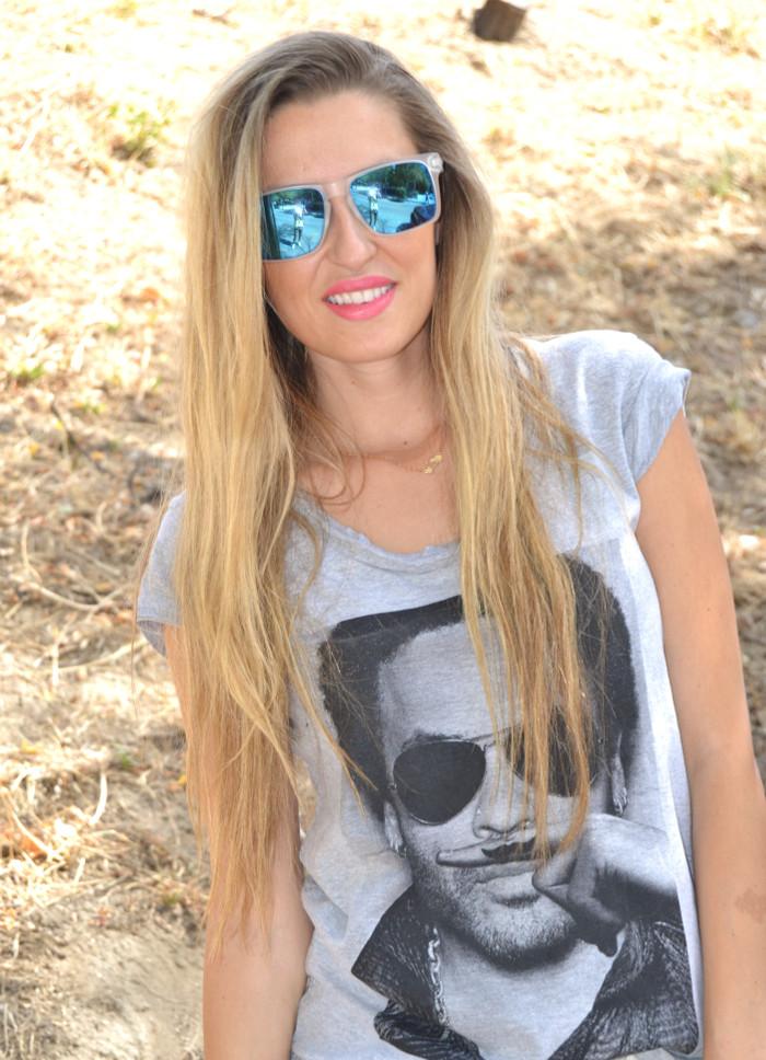 Silver_Jeans_Eleven_Paris_tshirt_Mirror_Sunnies_Guess_Sandals_Studs_Clutch_Lara_Martin_Gilarranz_Bymyheels (8)