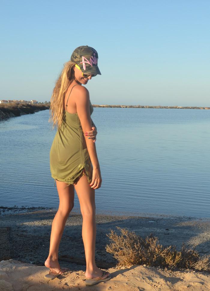 Beach_Dress_High_Waisted_Shorts_Crop_Top_Cap_Denim_Michael_Kors_Skirt_Lara_Martin_Gilarranz_Bymyheels (2)