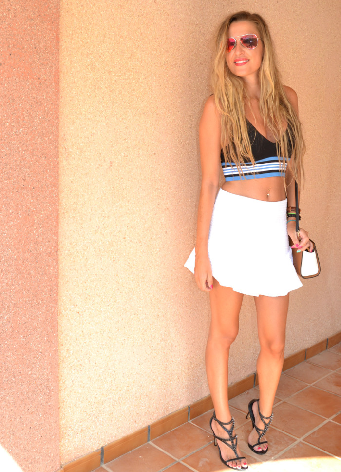 Beach_Dress_High_Waisted_Shorts_Crop_Top_Cap_Denim_Michael_Kors_Skirt_Lara_Martin_Gilarranz_Bymyheels (46)