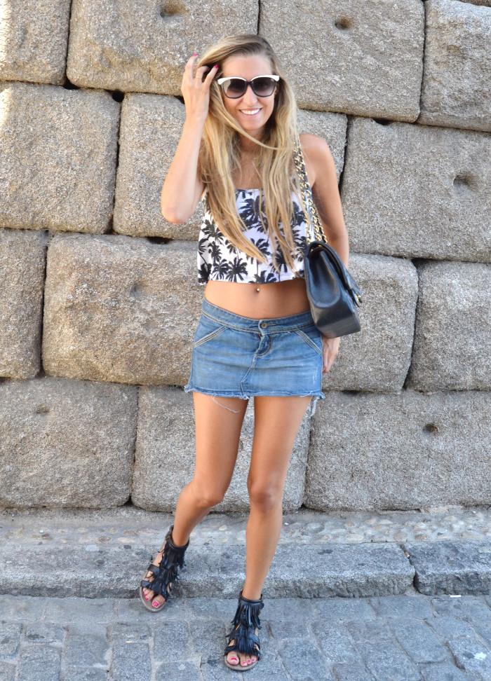 Segovia_Denim_Skirt_Esprit_Sunnies_Chanel_Mustang_Lara_Martin_Gilarranz_Bymyheels (3)