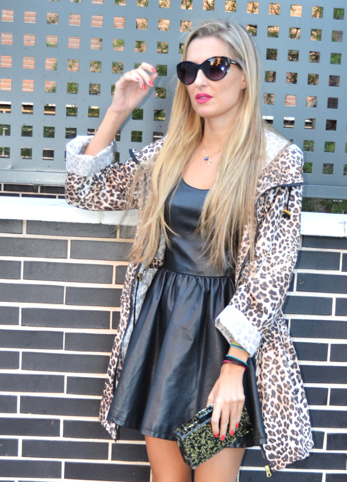 Venca_Gabardina_Animal_Print_Leather_Dress_Zapatos_Negros_Charol_Armand_Basi_Lara_Martin_Gilarranz_Bymyheels (6)