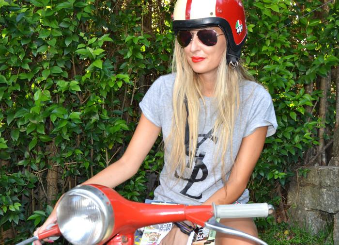 Vespa_Moto_Jogging_Shorts_YSL_Tshirt_Platforms_Blenders_Lara_Martin_Gilarranz_Bymyheels (4)