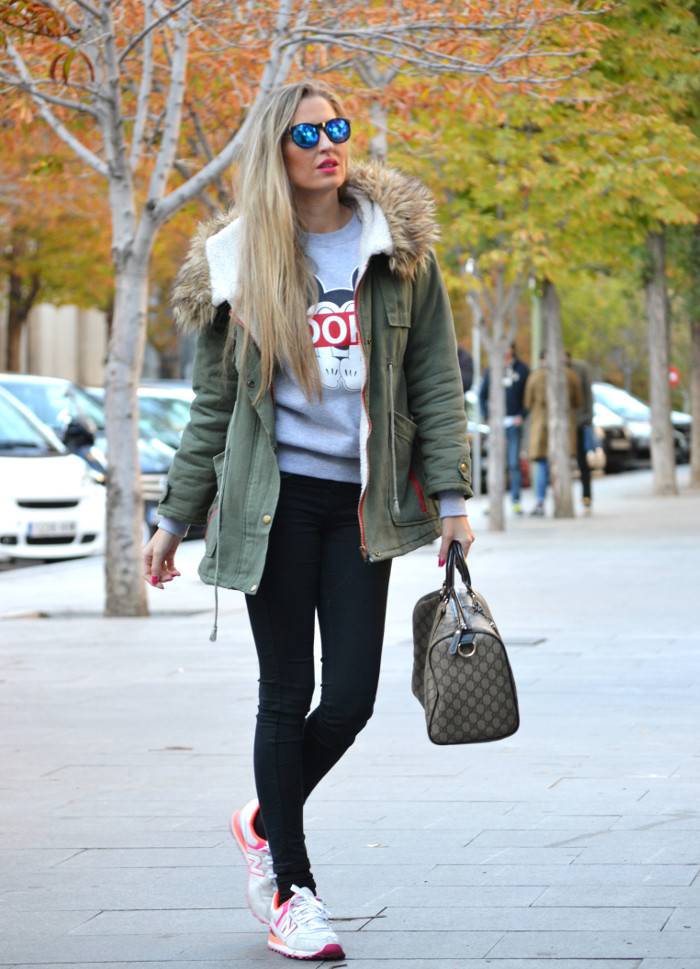 Military_Parka_New_Balance_Wantlook_Sunglasses_Mirror_Sunnies_Boston_Bag_Gucci_Lara_Martin_Gilarranz_Bymyheels (4)