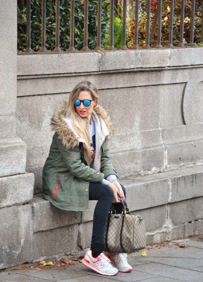 Military_Parka_New_Balance_Wantlook_Sunglasses_Mirror_Sunnies_Boston_Bag_Gucci_Lara_Martin_Gilarranz_Bymyheels (5)