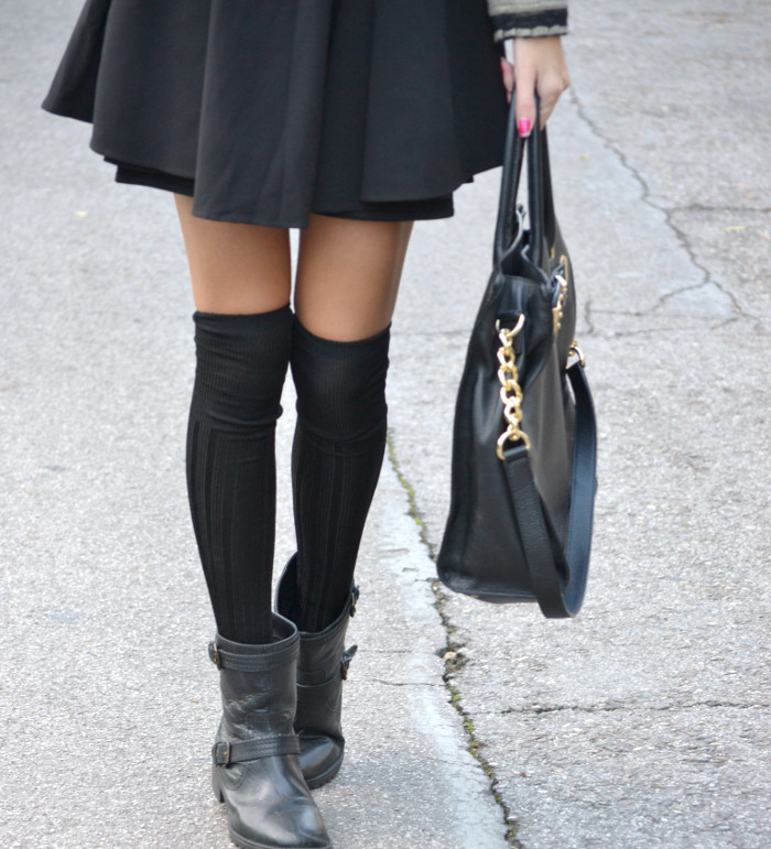 Over_The_Knee_Socks_Black_Skirt_Michael_Kors_Bag_Polka_Dots_Lara_Martin_Gilarranz_Bymyheels (7)