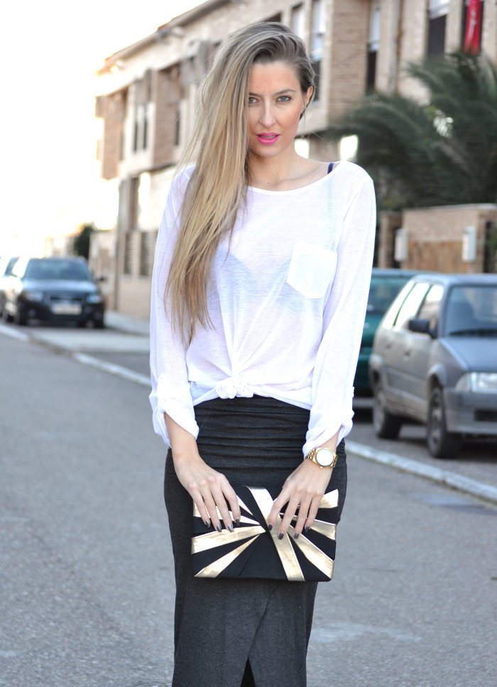 Long_Skirt_Clutch_Compania_Fantastica_Black_White_Stilettos_Lara_Martin_Gilarranz_Bymyheels (5)