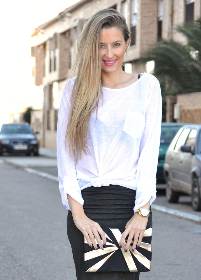 Long_Skirt_Clutch_Compania_Fantastica_Black_White_Stilettos_Lara_Martin_Gilarranz_Bymyheels (6)