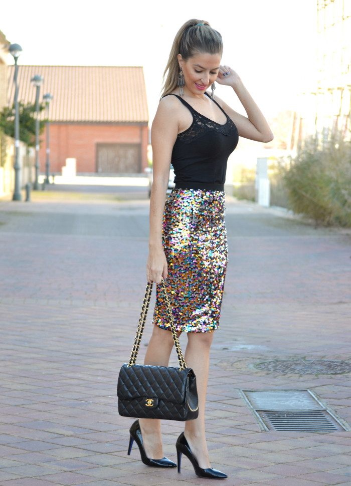 Paillettes_Skirt_Coleta_Jumbo_Chanel_Charol_The_Pink_Heel_Lara_Martin_Gilarranz_Bymyheels (3)