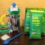 Sorteo Café verde con Jengibre