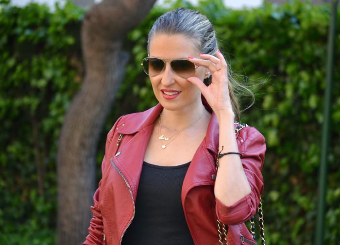 Jeans_Capri_Primark_Zara_Jumbo_Chanel_Guess_Leather_Perfecto_Jacket_Lara_Martin_Gilarranz_Bymyheels (6)