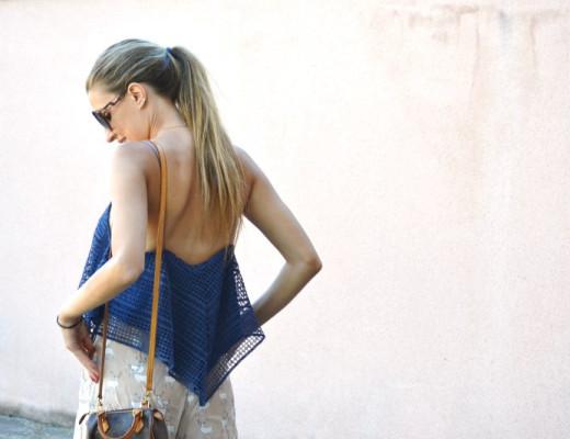 Crochet_Top_Blue_Shorts_Zara_Sandals_Lara_Martin_Gilarranz_Bymyheels (1)