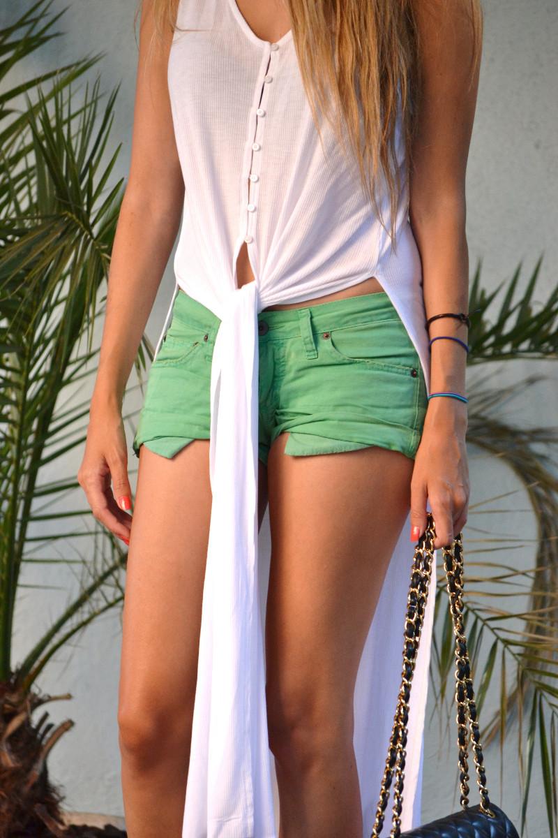 Shorts_Caftan_Platforms_Just_Cavalli_Chanel_Lara_Martin_Gilarranz_Bymyheels (7)