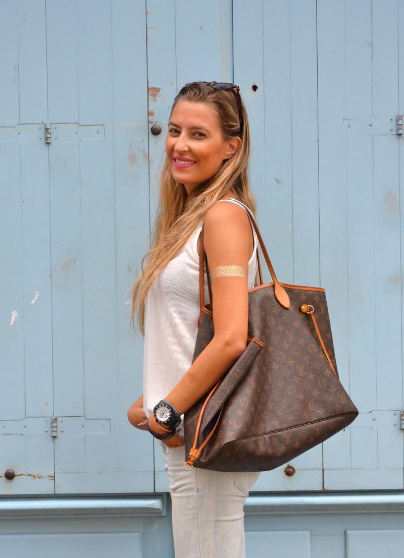 Capri_Pants_Bayona_Tank_Top_Nike_Neverfull_Louis_Vuitton_Bymyheels (3)