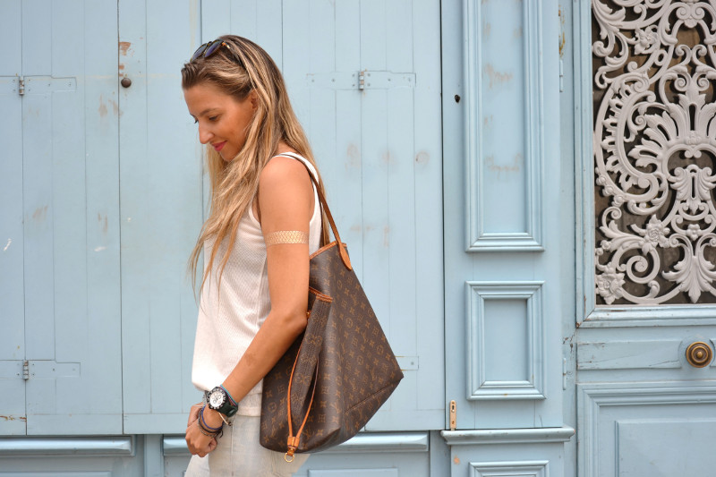Capri_Pants_Bayona_Tank_Top_Nike_Neverfull_Louis_Vuitton_Bymyheels (4)