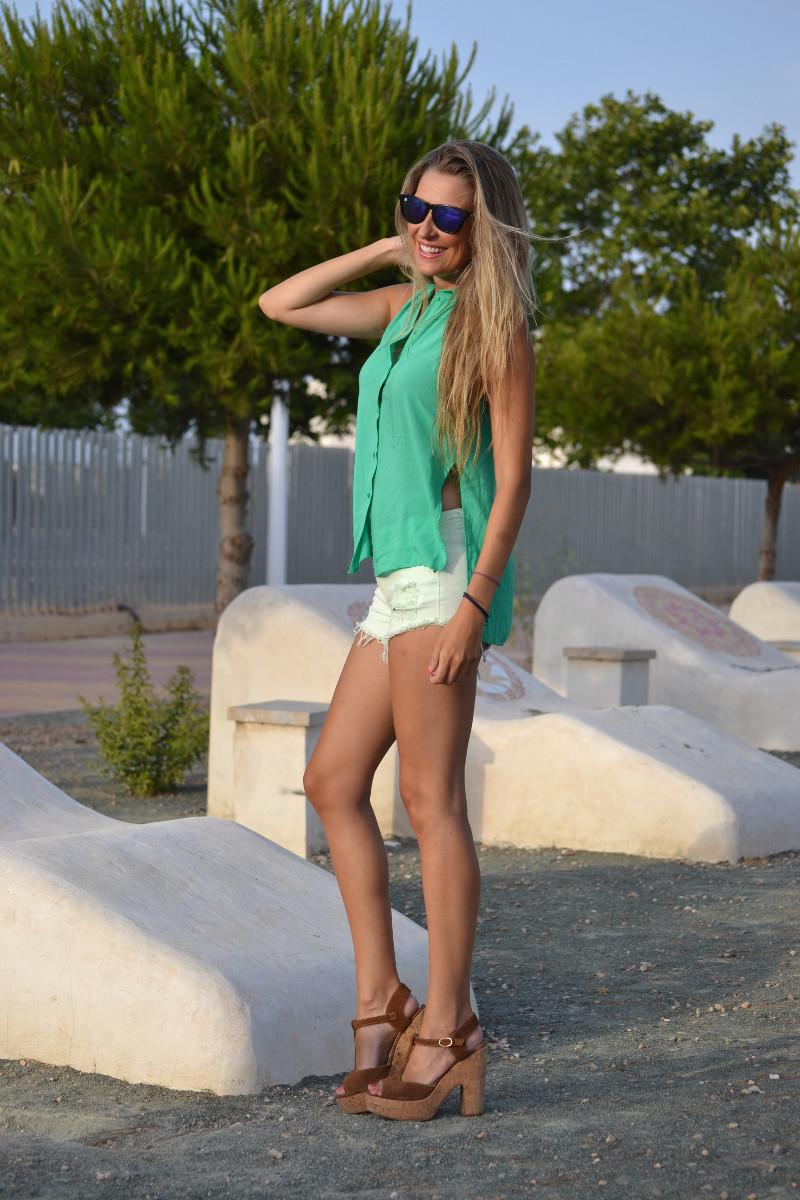 Shorts_Green_Blenders_Plataformas_Corcho_Lara_Martin_Gilarranz_Bymyheels (3)