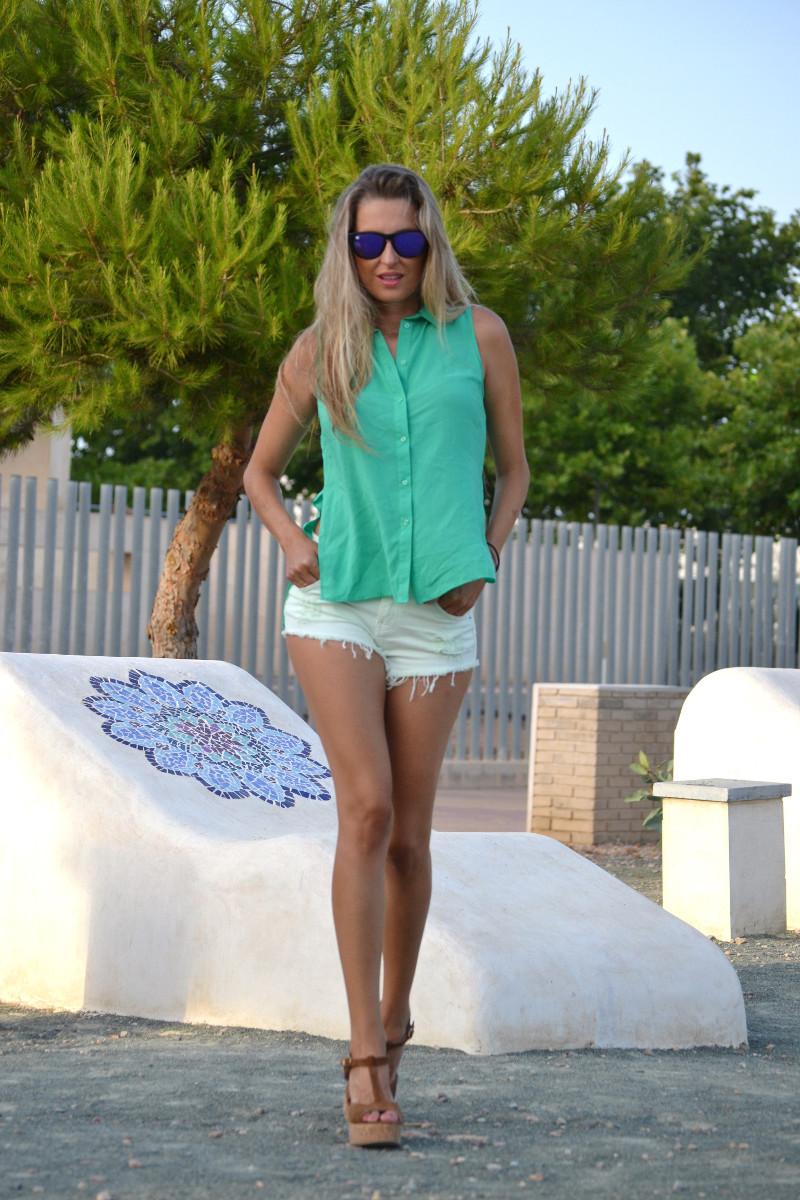 Shorts_Green_Blenders_Plataformas_Corcho_Lara_Martin_Gilarranz_Bymyheels (9)