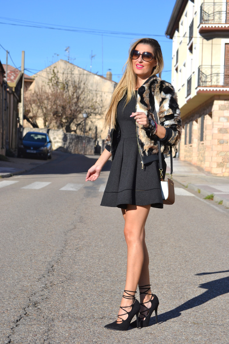 Oxygene_Dress_Fur_Coat_Just_Cavalli_Michael_Kors_Lara_Martin_Gilarranz_Bymyheels (2)