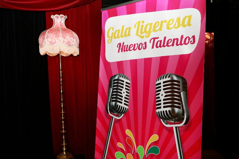 Gala Ligeresa Nuevos Talentos - Monólogos