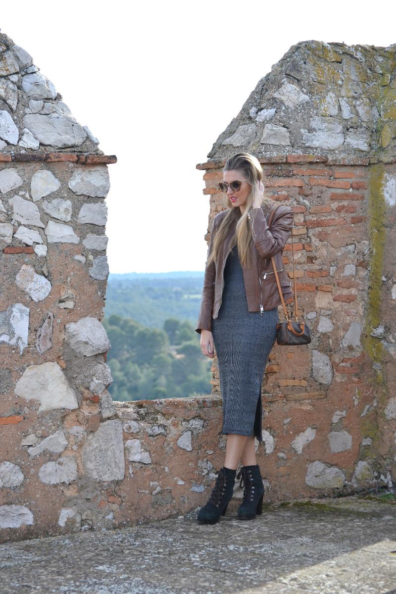Leather_Jacket_Salsa_Venca_Dress_alpe_Booties_Louis_Vuitton_Lara_Martin_Gilarranz_Bymyheels (2)