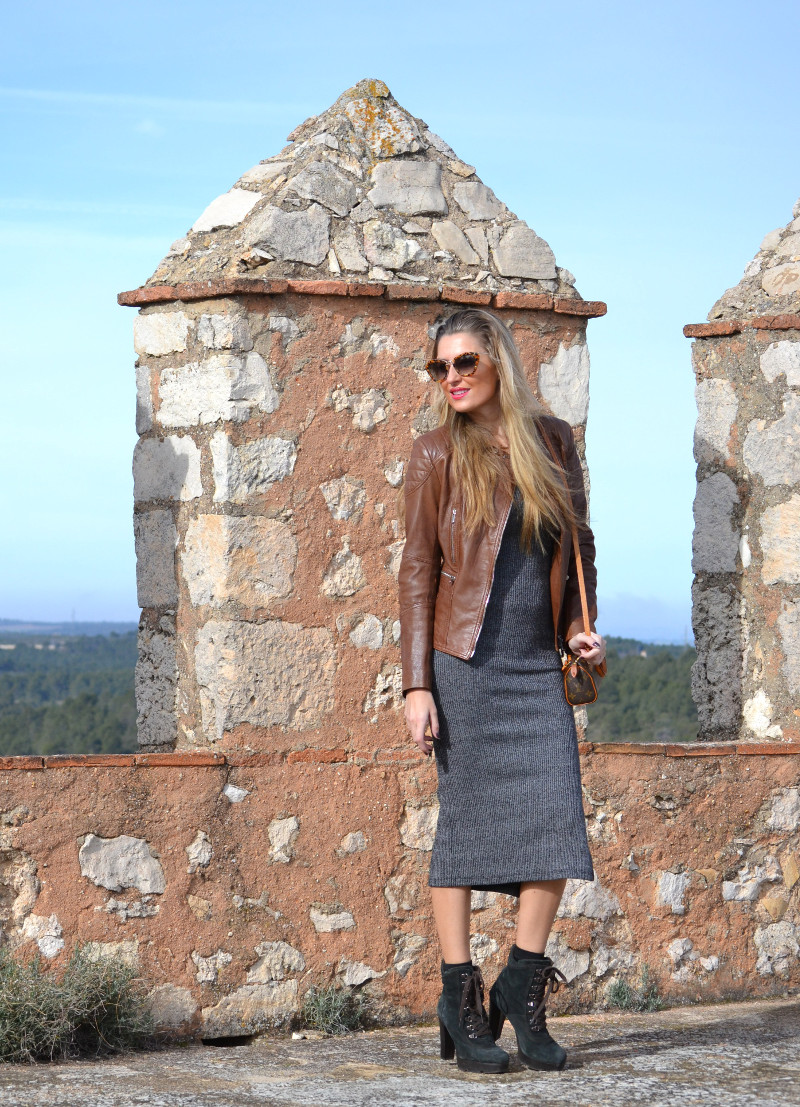 Leather_Jacket_Salsa_Venca_Dress_alpe_Booties_Louis_Vuitton_Lara_Martin_Gilarranz_Bymyheels (4)