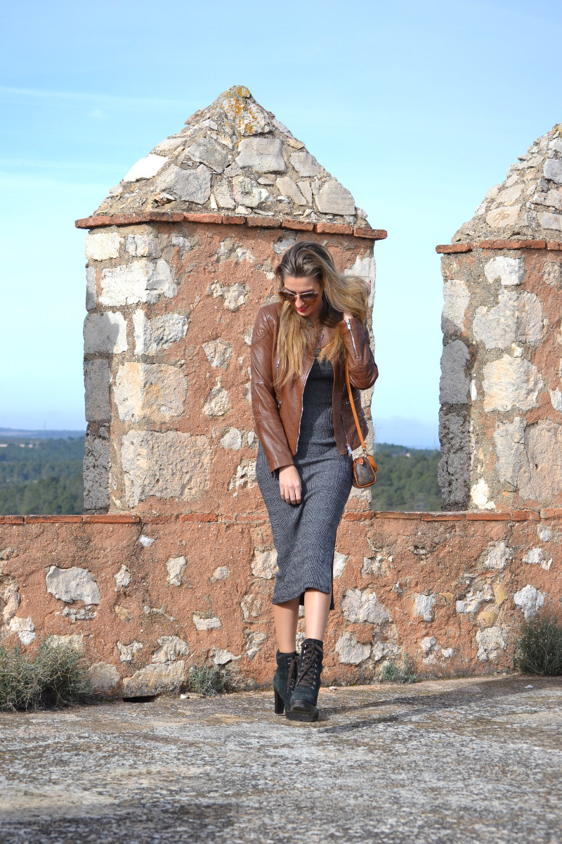 Leather_Jacket_Salsa_Venca_Dress_alpe_Booties_Louis_Vuitton_Lara_Martin_Gilarranz_Bymyheels (5)
