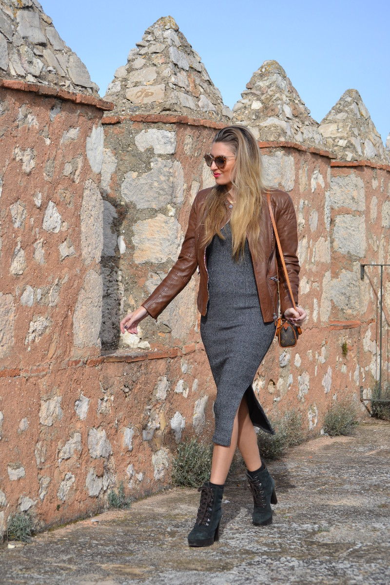 Leather_Jacket_Salsa_Venca_Dress_alpe_Booties_Louis_Vuitton_Lara_Martin_Gilarranz_Bymyheels (8)