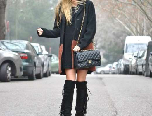 Abrigo_Lana_Bicolor_Jumbo_Chanel_Lara_Martin_Gilarranz_Bymyheels_LBD_Over_The_Knee (7)