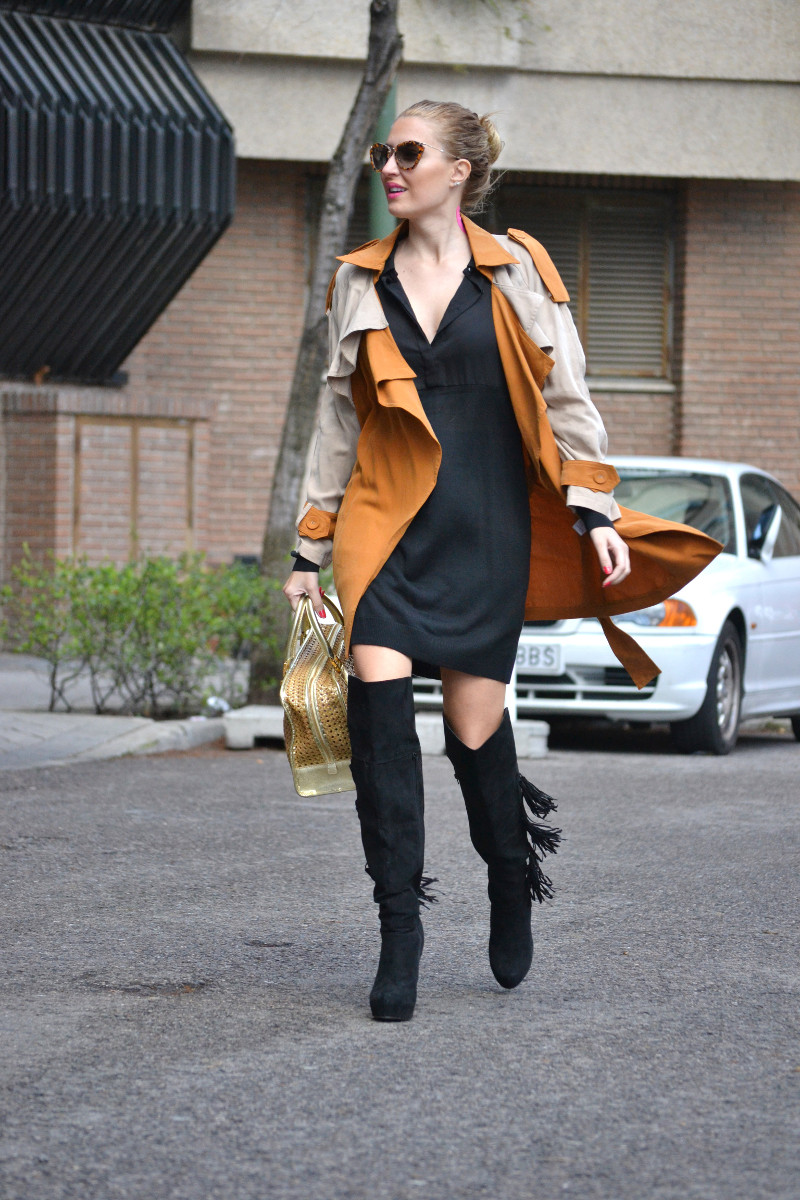 Trench_ Bicolor_Over_The_Knee_Loewe_Amazna_LBD_Lara_Martin_Gilarranz_Bymyheels (13)