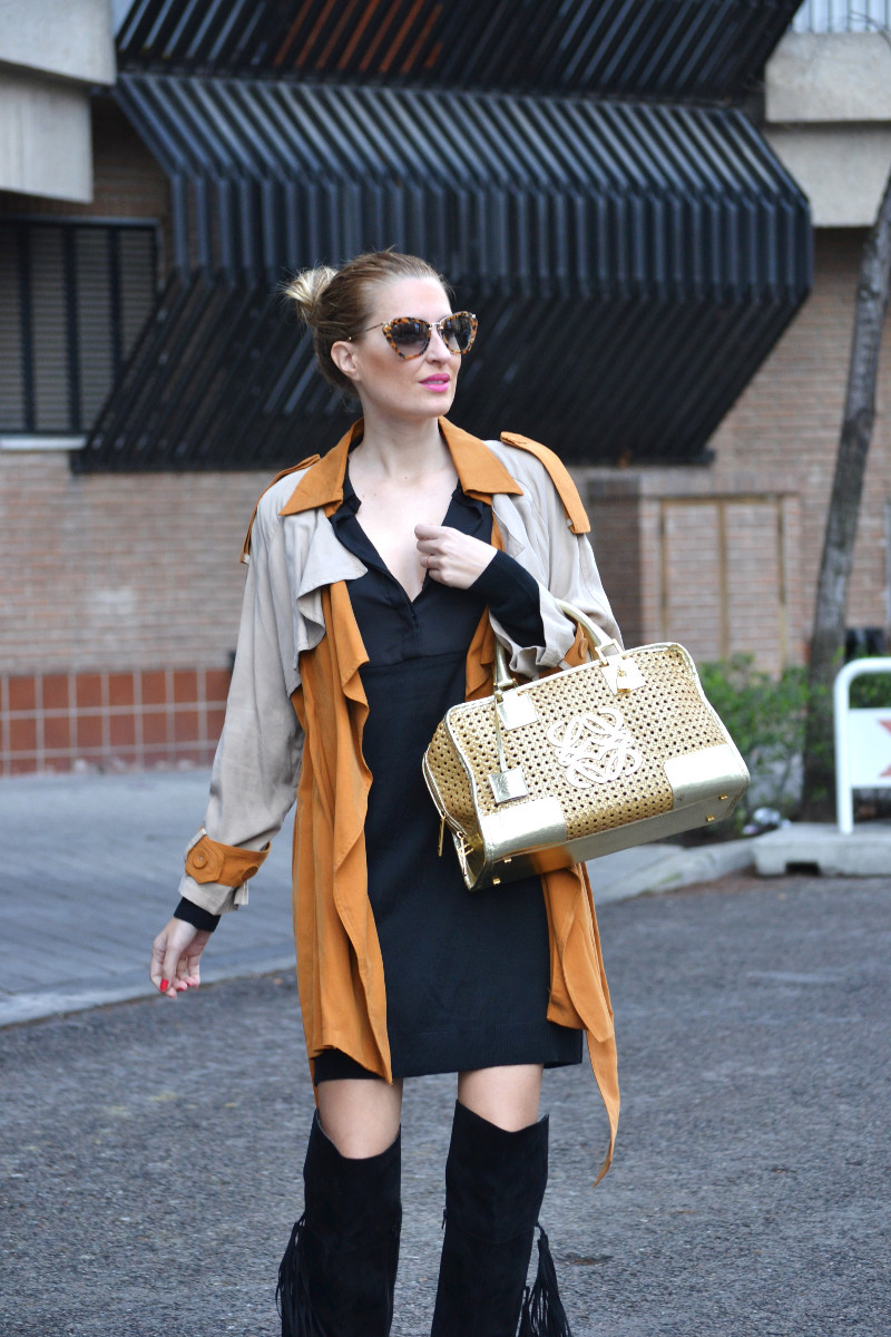 Trench_ Bicolor_Over_The_Knee_Loewe_Amazna_LBD_Lara_Martin_Gilarranz_Bymyheels (5)