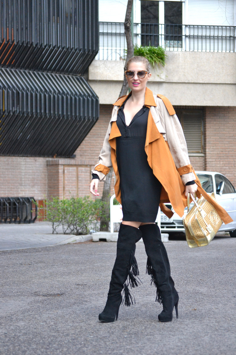 Trench_ Bicolor_Over_The_Knee_Loewe_Amazna_LBD_Lara_Martin_Gilarranz_Bymyheels (9)