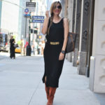 Black dress by NA-KD