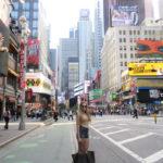 Times Square feelings