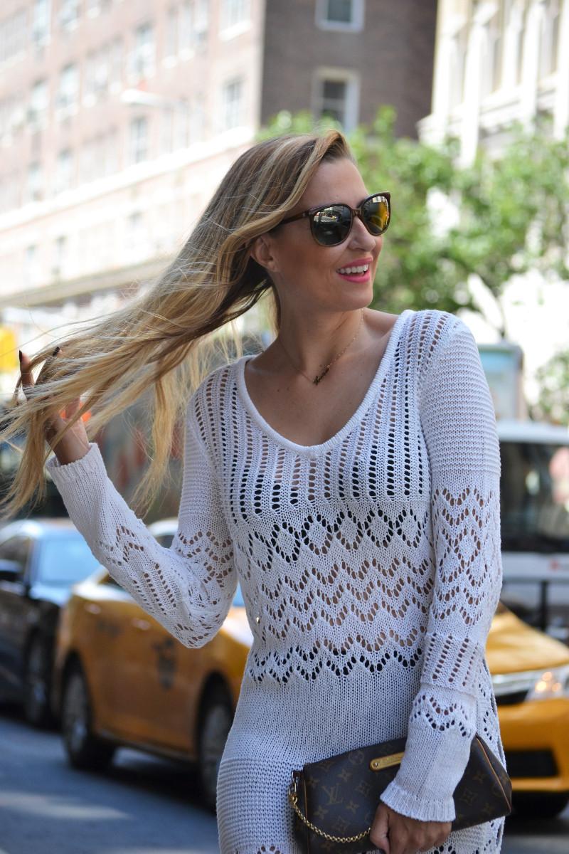 White_Crochet_Dress_Platforms_Nakd_Nueva_York_NYC_Pochette_Eva_Louis_Vuitton_Vuarnet_Lara_Martin_Gilarranz_Bymyheels (16)