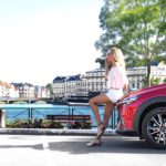 The Mazda Experiencie round Europe