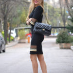 LBD party outfit