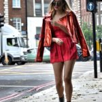 Red in London